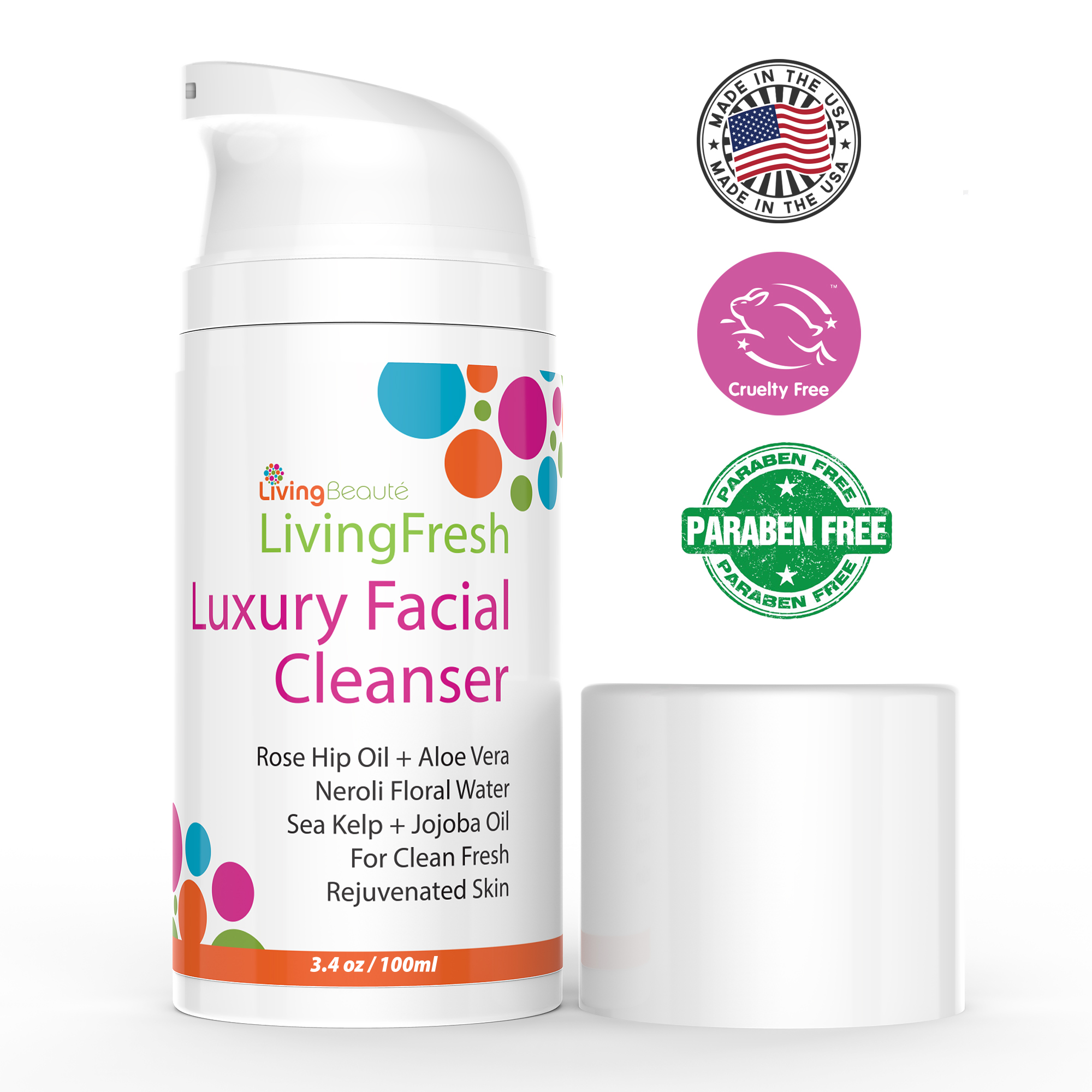 2-LivingFresh-Cleanser-bottle-and-signs
