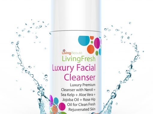LivingFresh Luxury Facial Cleanser